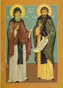 Антоний и Феодосий